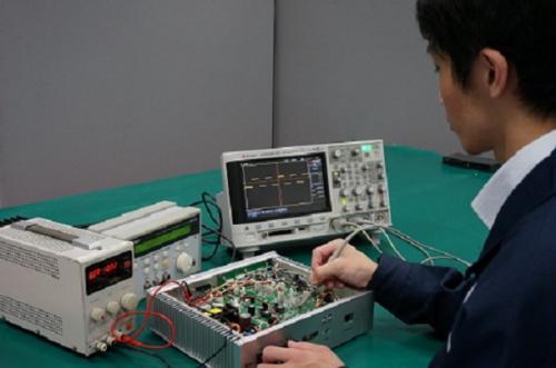 検査装置から製品試作まで、仕様検討から回路設計、基板設計、製作評価までワンストップで対応